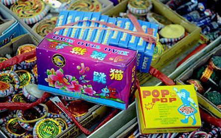 boycott chinese crackers nashik police commisioner
