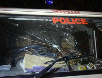 nashik nmc election 2017 prabhag 3 controversy nashik police