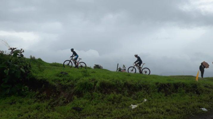 MTB cycling nashik trials, nashik district cycling team selection december 2018 sports
