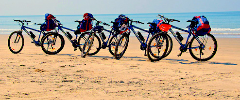 cycle tourism culture maharashtra tourists sahyadri beaches