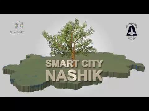 smart road ashok stambh to tryambak naka nashik municipal smart city development corporation limited company
