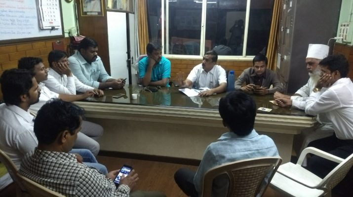 shivray te bhimray mahotsav meeting