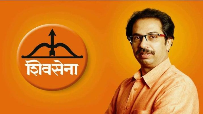 shivsena shivaji sahane criticized sanjay raut internal issue shivsena uddhav thackeray logo