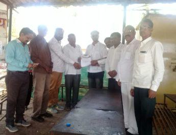 Prahar Janashakti Party Lasalgaon City President Sachin Patil elected, आमदार बच्चू कडू प्रहार जनशक्ती पक्ष अपंग सेवा रुग्णसेवा लासलगाव शहराध्यक्ष पदी सचिन पाटील, amdar mla bacchu kadu उत्तरविभाग प्रमुख दत्तू बोडके प्रहार अपंग क्रांती आंदोलन, niphad tahsil निफाड तालुका मराठी बातम्या nashik news on web