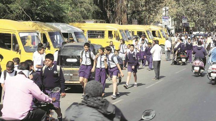 showing pron school van driver sexualy molested shcool girls cidco