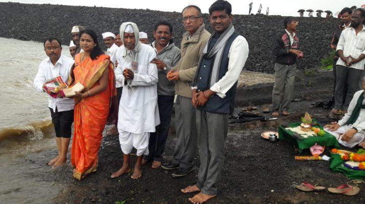 igatpuri rice crop poojan