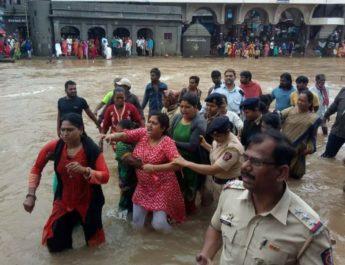 Maratha Kranti Morcha Reservation issue women coordinators godavari agitation