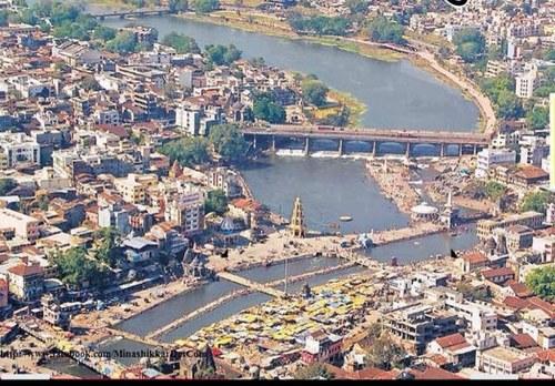 nashik city over view