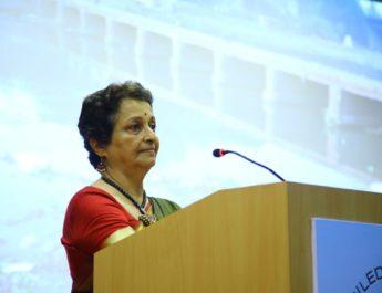 Kirloskar Vasundhara International Film Festival jeevit nadi shailaja deshpande