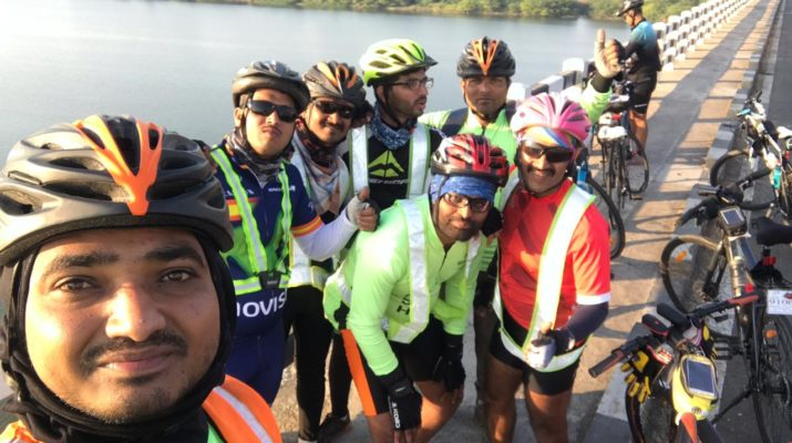 11 nashik cyclists completed 600 km brm december 2018 cycling sports