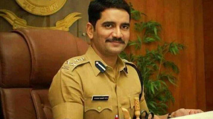 Nashik City Police Commissioner Singal Transferred New CP Vishwas Nangare Patil