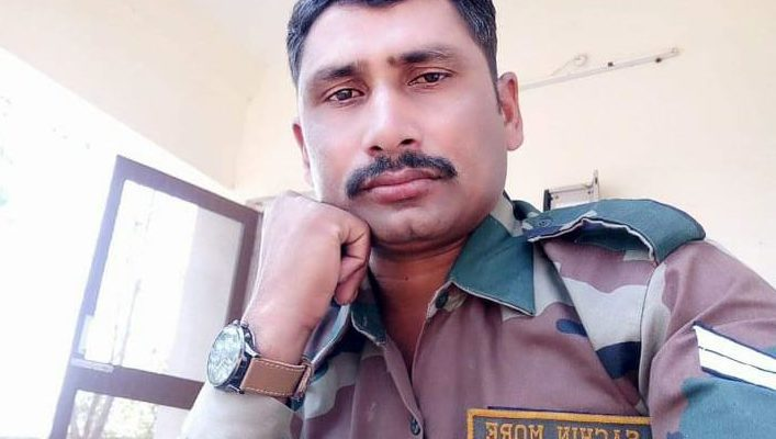 Nashik Malegaon Indian Amry Engineer Jawan Martyr Galwan Vally India China Border नाशिक मालेगाव जवान चीन सीमेवर हुतात्मा News Marathi Batmya