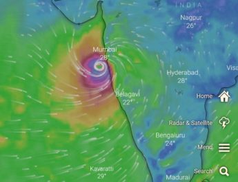 Nisarg cyclone nashik collector gives instructions to administration and public be alert and ready निसर्ग चक्री वादळ नाशिक महाराष्ट्र