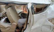road accident nashik भीषण अपघात; सुकलेले झाड कारवर कोसळून तीन शिक्षकांचा मृत्यू