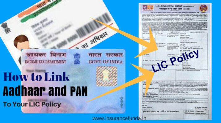 How to Link Aadhaar and PAN to LIC Policies – Online and Offline – step by step guide. As per the latest circular from IRDA, it is mandatory to link all the insurance products with the PAN number and Aadhaar. IRDA's intention behind this notification is to prevent money laundering and abide by the AML guidelines. IRDA has instructed that all insurance products including Health Insurance and General Insurance have to follow the instructions with immediate effect. Further to add, the instructions clearly state that those who do not have PAN cards should declare that in Form 60. I have discussed Form 60 and its implications later in this post. Life Insurance Corporation of India has taken steps to implement PAN and Aadhaar linkage process through Online and Offline methods. How to link Aadhaar and PAN to LIC policies – Online? Before starting the process, it is better to keep in mind a few things to enable smooth completion of linking. Keep your complete list of policies, Aadhaar Card and PAN card readily available. Ensure that the mobile number which has been linked with Aadhaar number is available with you. (If this phone number is not available, you will have to update your phone number with UIDAI first.) Verification of the data supplied by you at LIC's end with the database of UIDAI can take a few days. SMS and Mail communication will be sent to you on successful completion of the linkage process.